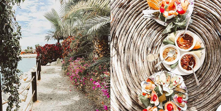 Scenic Instagram images from Los Cabos